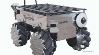 Robotnik, Spanish engineering firm specialised in mobile robotics