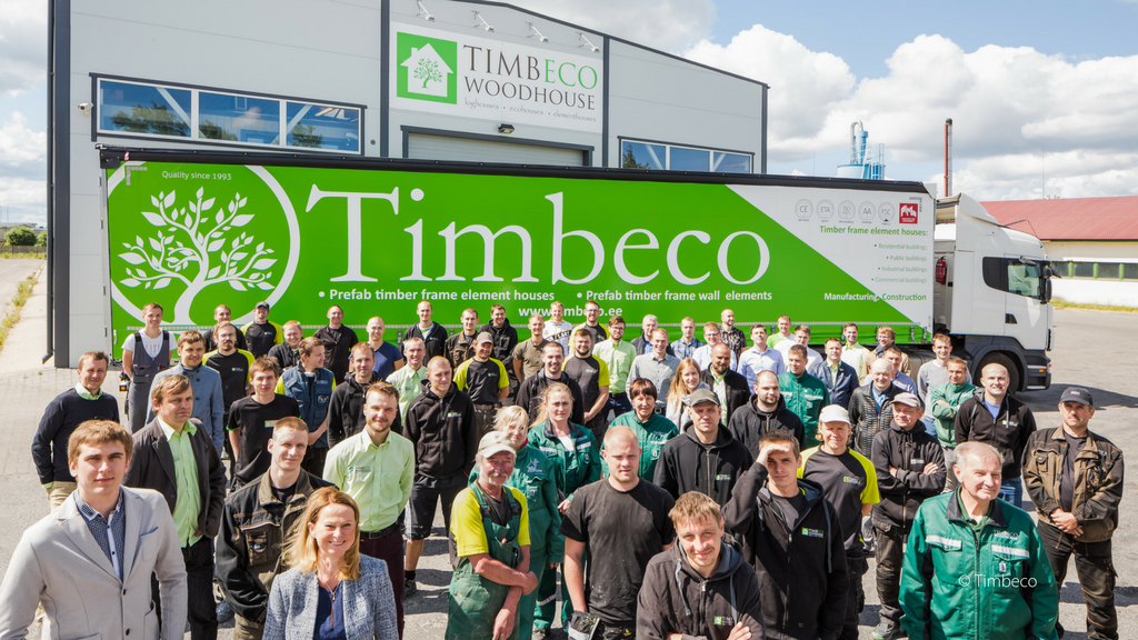 Team at Timbeco